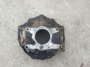 1962 1963 Chevy Ii Nova Aluminum Bell Housing Chevrolet Manual Transmission