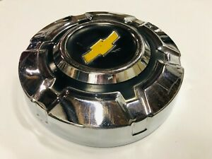1 1969 1972 Chevy C10 1 2 Ton Truck 10 5 Dog Dish Hubcap 69 70 71 72