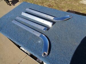 1964 Buick Riviera Bucket Seat Side Moldings 1963 1965