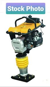 New Tamping Rammer jumping Jack Compactor Free Shipping