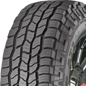 4 New Cooper Discoverer At3 Xlt 35x12 50r20 121r E 10 Ply A t All Terrain Tires