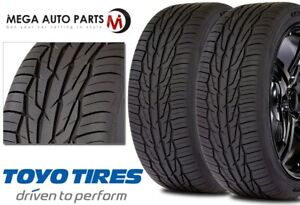 2 Toyo Extensa Hp Ii 245 45r18 100w All Season High Performance 500aa A s Tires