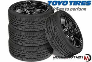 4 Toyo Extensa Hp Ii 245 45r18 100w All Season High Performance 500aa A s Tires