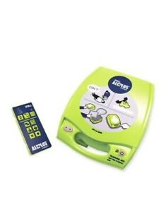 Zoll Aed Plus Trainer 2 With Wireless Remote 8008 0050 01 New Free Shipping