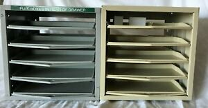Hillman Hardware Parts Storage Cabinet 5 Drawer Steel Organizer W Drawer Choose
