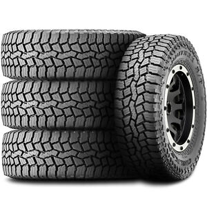 4 New Falken Rubitrek A t Lt 265 75r16 Load E 10 Ply At All Terrain Tires