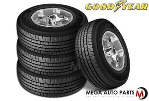 4 Goodyear Wrangler Sr a P265 70r17 113r All Season Suv Tires 50k Mile Warranty
