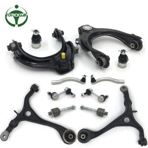 For Honda Accord 03 07 Acura Tsx 04 08 2 4l Frt Upper lower Control Arm Kit New