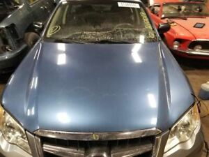 Hood Outback Without Hood Scoop Fits 08 09 Legacy 334740