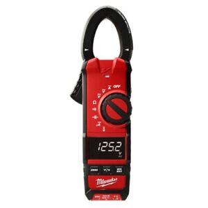 Milwaukee 2236 20 3 25 Clamp Meter With Built in Voltage Detector For Hvac r