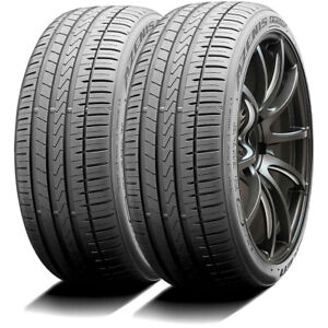 2 New Falken Azenis Fk510 P255 35zr20 255 35r20 97y Xl High Performance Tire