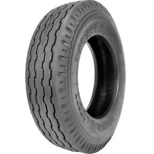 2 New Hi Run Lq225 St 205 85d14 5 Load G 14 Ply Trailer Tires