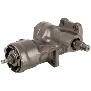For Dodge Chrysler Plymouth Mopar Power Steering Gearbox Gear Box Tcp