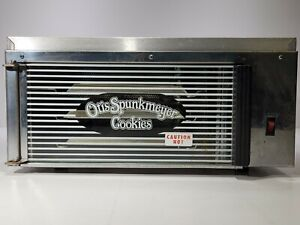 Commercial Convection Otis Spunkmeyer Cookie Oven W 3 Trays Os 1 Model Working