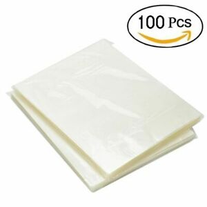 3 Mil Letter Size Laminating Pouches 9 X 11 5 Inch Lamination Supplies 100 Pack