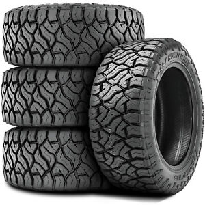 4 New Venom Power Terra Hunter R T Lt 275 70r18 Load F 12 Ply R T Rugged Tires