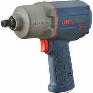 Brand New Ingersoll Rand 2235qtimax Quiet Tool 1 2 Impact Wrench
