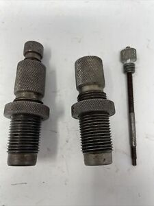 Pacific Reloading Dies .257 Roberts No Decapping Pin or Tip $50.00