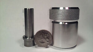 Coin Ring Center Punch For Quarters Only Made In Usa