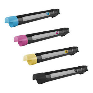 4 Pack Toner For Xerox Workcentre 7120 7125 7220 7225