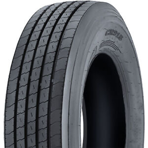 4 New Trazano Cr915 295 75r22 5 Load G 14 Ply Trailer Commercial Tires