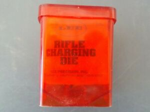 Lee Reloading .22 to .30 Caliber Auto Disk Powder Rifle Charging Die 90194 $15.95