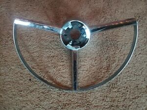 1967 1968 Dodge Charger Plymouth Steering Wheel Horn Ring Coronet Horn B body