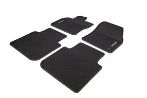 2018 2021 Vw Volkswagen Tiguan Front Rear 5 Seater Rubber Floor Monster Mats