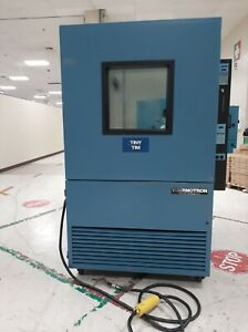 Thermotron S 32 Temperature Test Chamber 65 c To 170 0 c