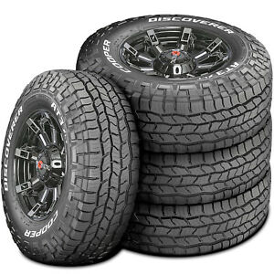 4 Tires Cooper Discoverer At3 Xlt Lt 285 70r17 121 118s E 10 Ply A t All Terrain