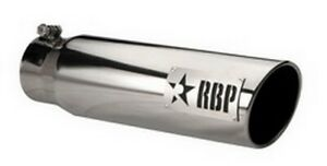 Rbp Performance 45002 Exhaust Tail Pipe Tip Standard Side