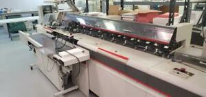 Bell Howell Mailstar 500 Inserter With 8 Insert Stations Good Condition