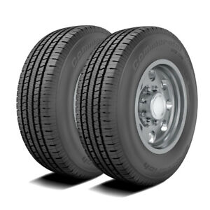 2 Bfgoodrich Commercial T A All Season 2 St 235 85r16 120 116r E 10 Ply As A S