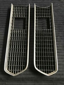 1967 Plymouth Barracuda Aluminum Grill Grates