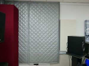 Mlv Loaded 4x8 Wall Blankets For Recording Studios industrial Applications