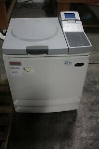 Thermo Scientific Sorvall Rc 6 Plus Centrifuge Working