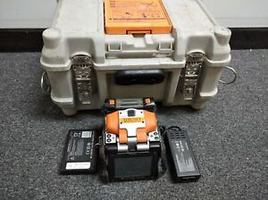 Sumitomo Type 71c Fiber Fusion Splicer Total Arc 33314 free Ship