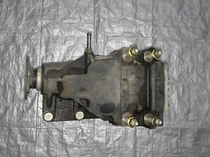 04 05 06 07 08 Mazda Rx8 Rx 8 6spd 4 44 Locking Rear Diff Differential Lsd 2004
