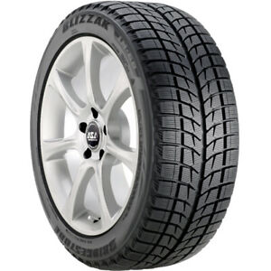 4 Bridgestone Blizzak Lm 60 Rft 225 40r18 88h lexus Is studless Snow Tires