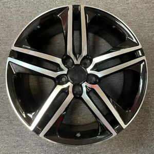 New 19 black Inlay Wheel For Honda Accord 16 17 oem Quality Alloy Rim 64083