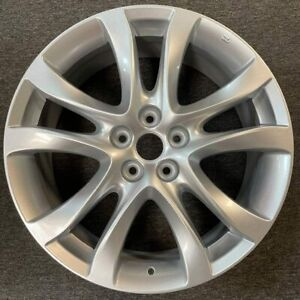 New 19 silver Wheel For 14 17 Mazda 6 Factory oem Quality Alloy Rim 64958b
