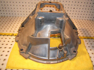 Porsche 1981 928 5 Speed Manual Transmission Top Only Metal Bell Oem 1 Housing