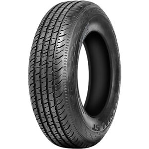 2 Tires Minos Radial St 215 75r14 Load C 6 Ply Trailer