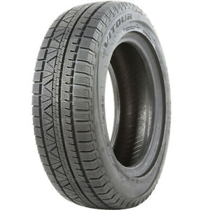 2 New Vitour Ice Line 255 55r18 105t studless Snow Winter Tires