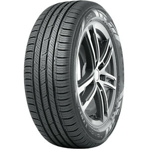 2 New Nokian One 215 55r17 94v As A s All Season Tires