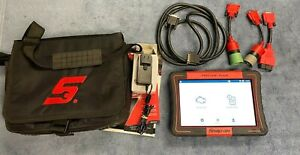 Clean Snap on Pro link Edge Heavy Duty Scanner Scan Tool Touchscreen Eehd189090