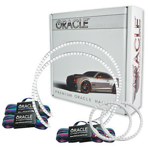 For Jeep Liberty 2008 2013 Oracle Colorshift Halo Kit