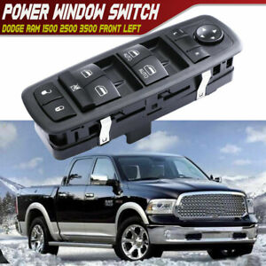 Master Power Window Switch For Dodge Ram 1500 2009 2010 2011 2012 Driver Side Ea