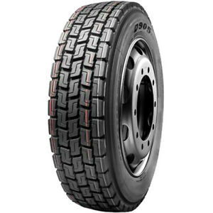 2 New Leao D905 235 75r17 5 Load J 18 Ply Drive Commercial Tires