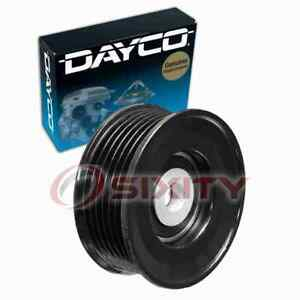 Dayco Drive Belt Idler Pulley For 2001 2006 Lexus Ls430 Engine Bearing Ii